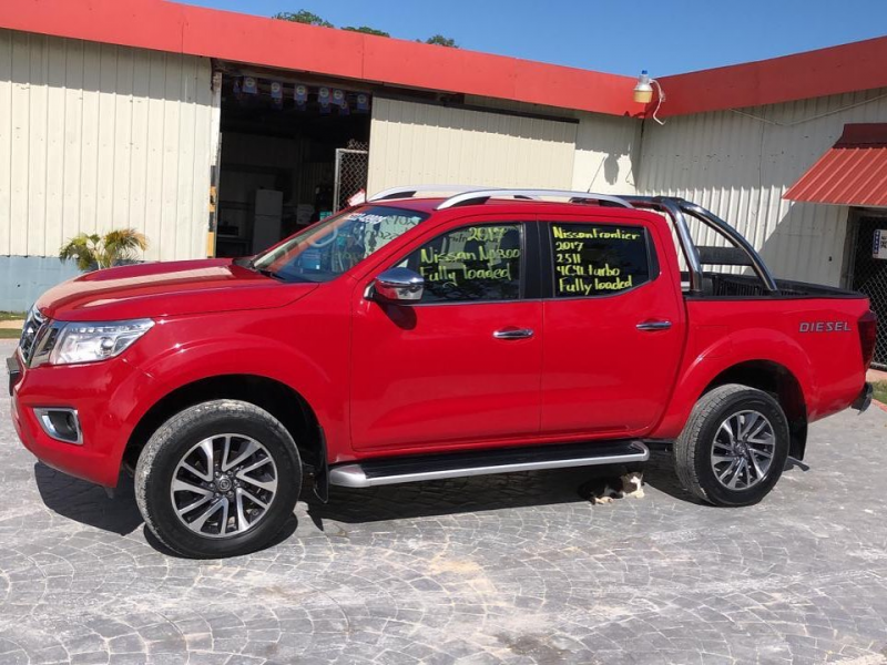 Certified Pre-owned: 2017 Nissan Frontier pickup truck for sale