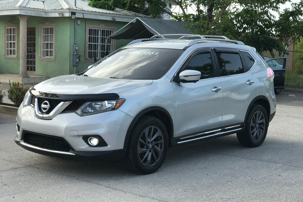 2016 Nissan Rouge SL AWD