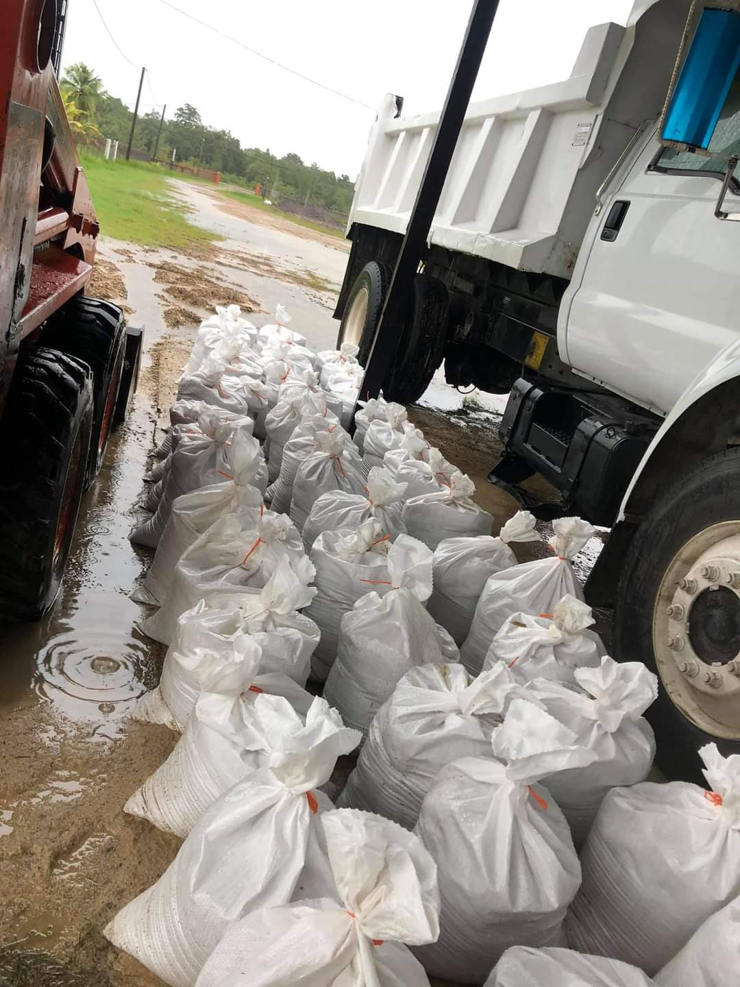 Sandbags for sale with Belize City delivery available