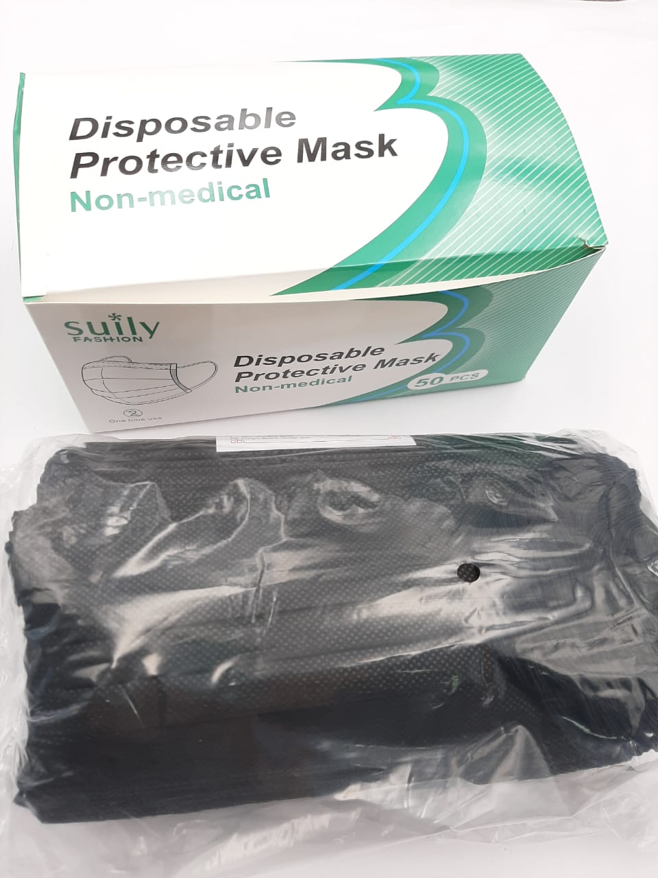 Face Mask (box contains 50 masks)