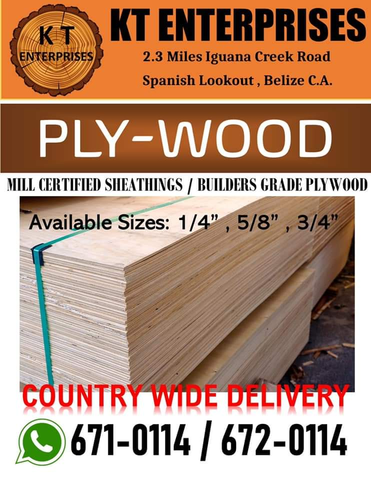 Builders grade plywood with shipping countrywide