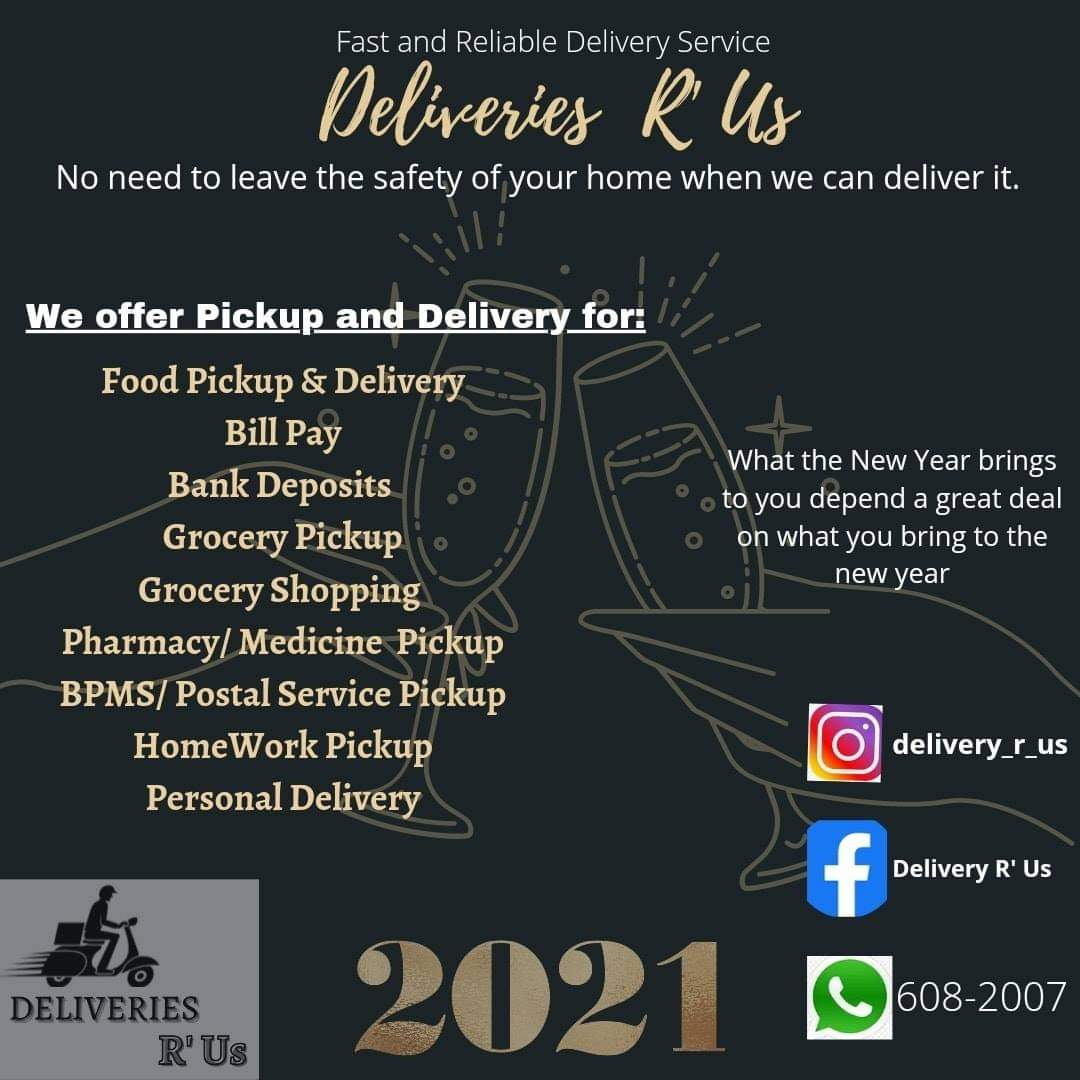Pickup and Delivery services in San Ignacio, Santa Elena and Benque Viejo