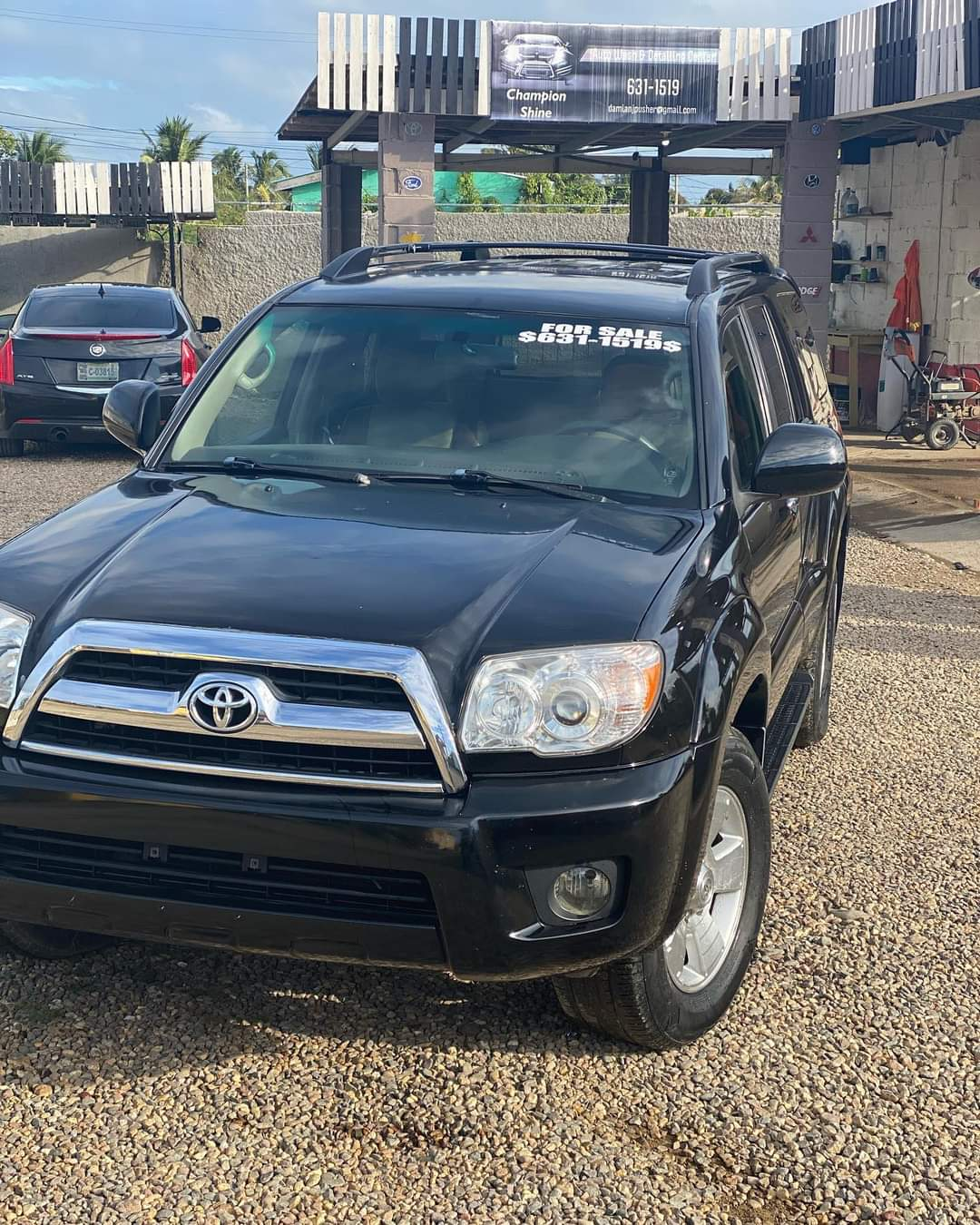 2007 Toyota 4 Runner SR5 for sale in Dangriga