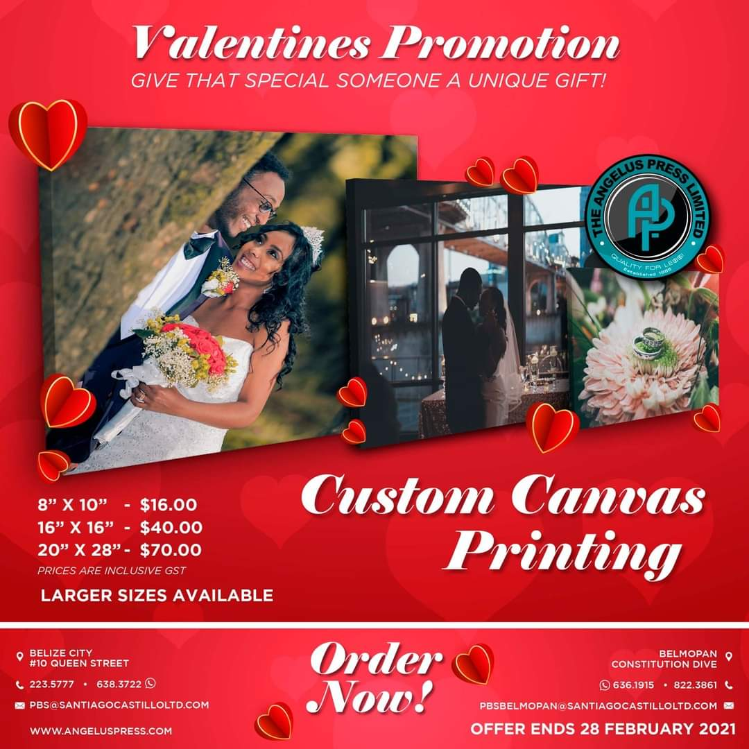 Canvas printings of your favorite photos!