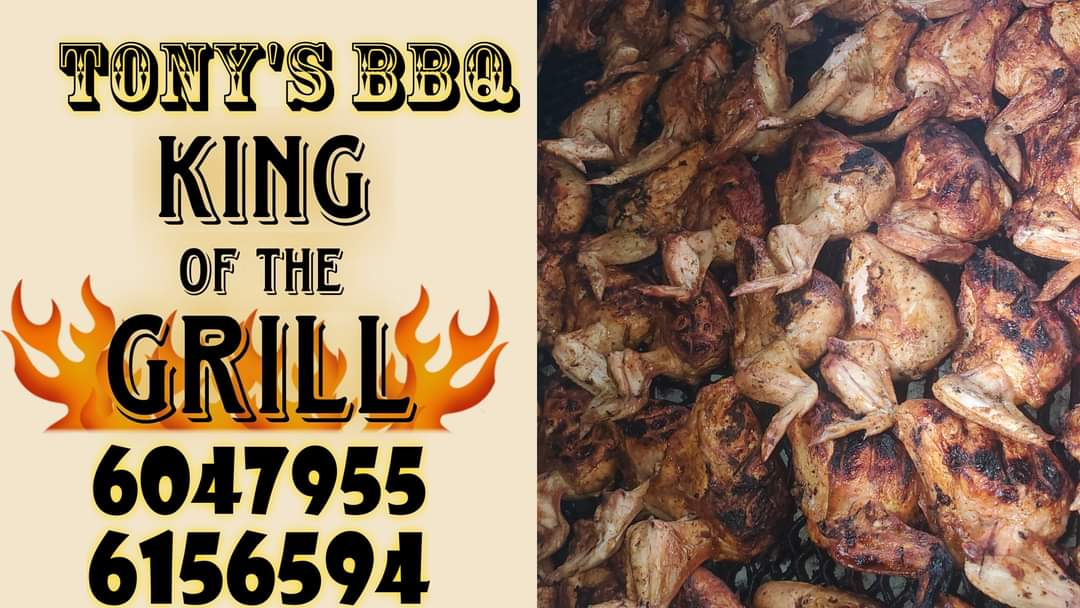 Delicious BBQ meals in Belize City
