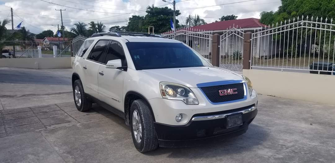 For sale: 2008 GMC Acadia Limited Edition
