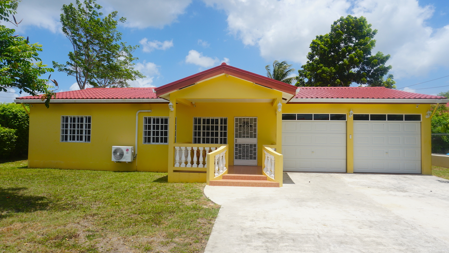 3 Bedroom 2 Bath Home at 12 Miles Phillip Goldson Highway For Rent