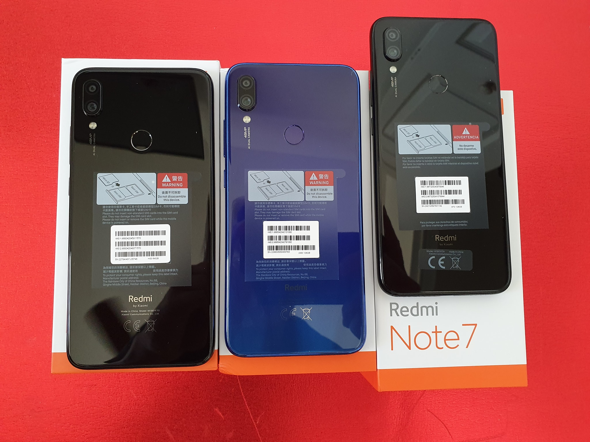 Xiaomi Redmi Note 7 Android Phone