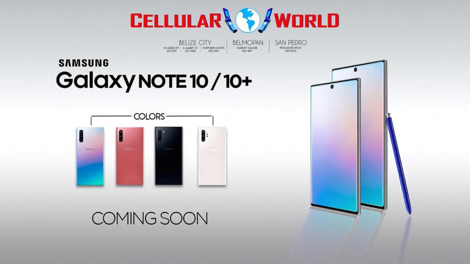 Coming soon: Samsung Galaxy Note 10 & 10+