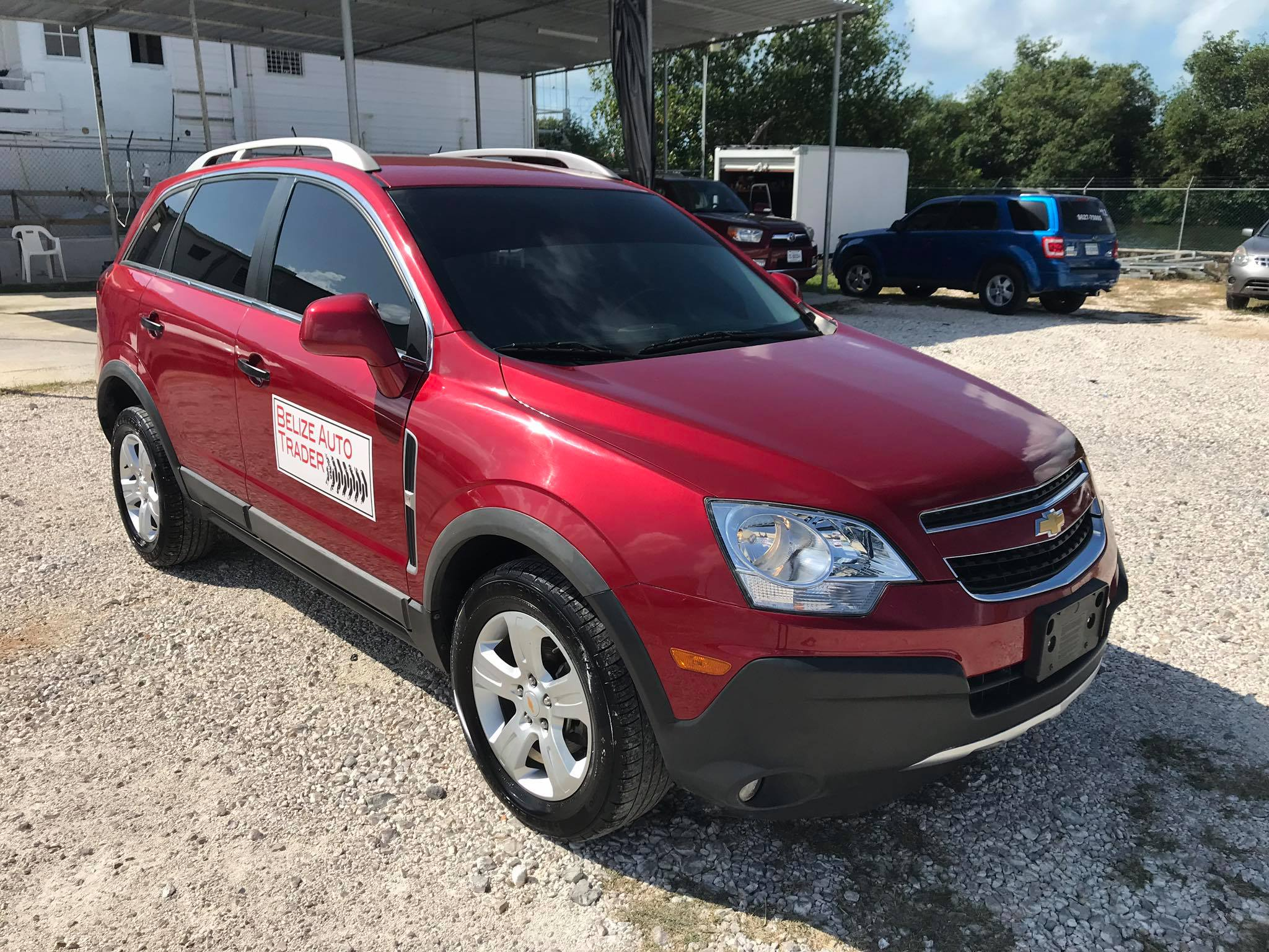 2014 CHEVY CAPTIVA