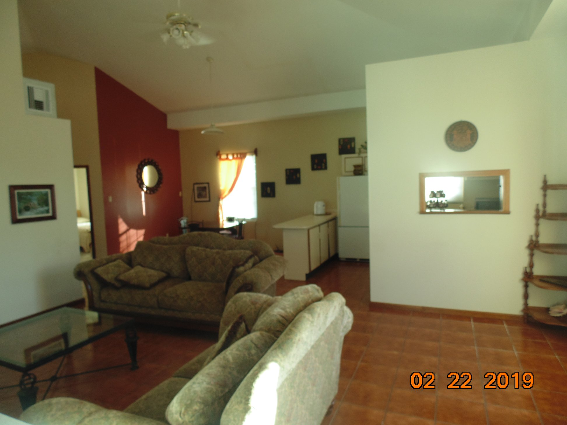 2 BEDROOM FULLY FURNISHED APARTMENT WITH SEA VIEW
