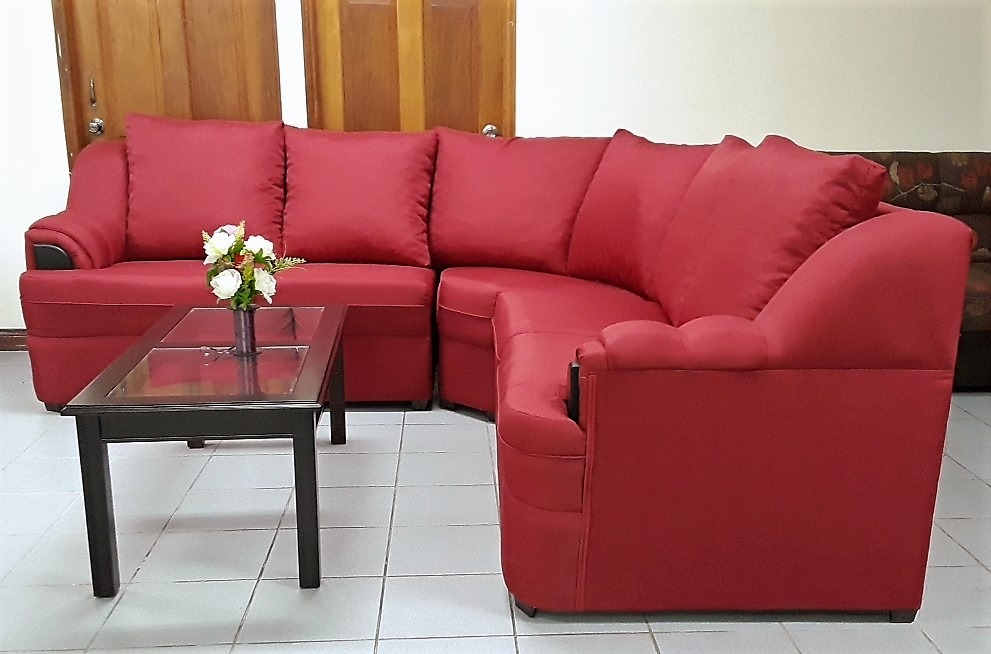 20% discount on ANY BLUE, RED or WHITE sofa set in the store