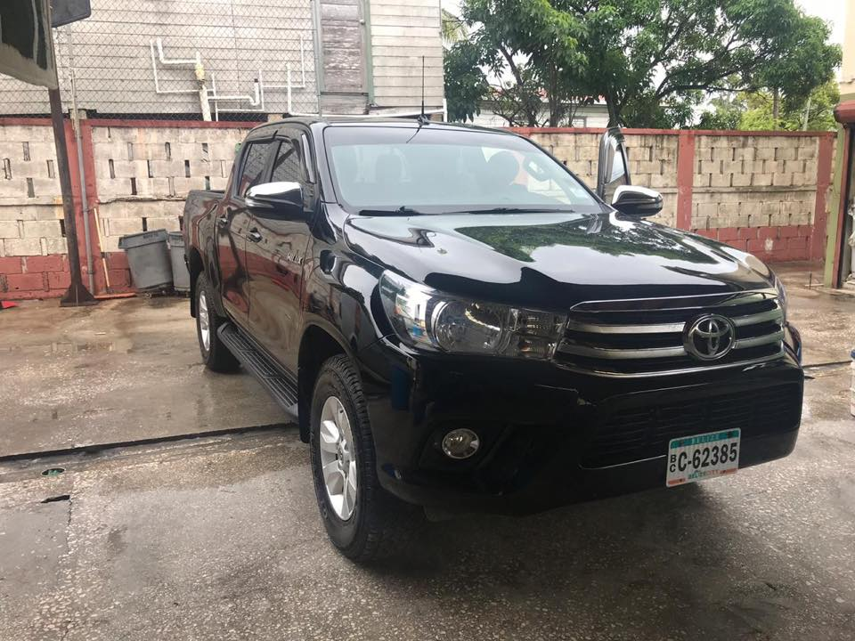 2017 Toyota Hilux 4x4 Turbo Diesel for sale