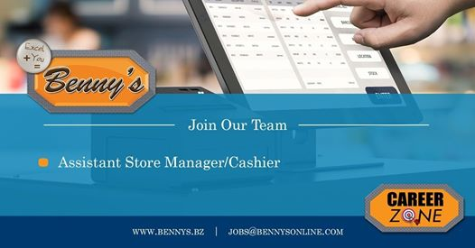 job vacancy at benny u0026 39 s   cashier